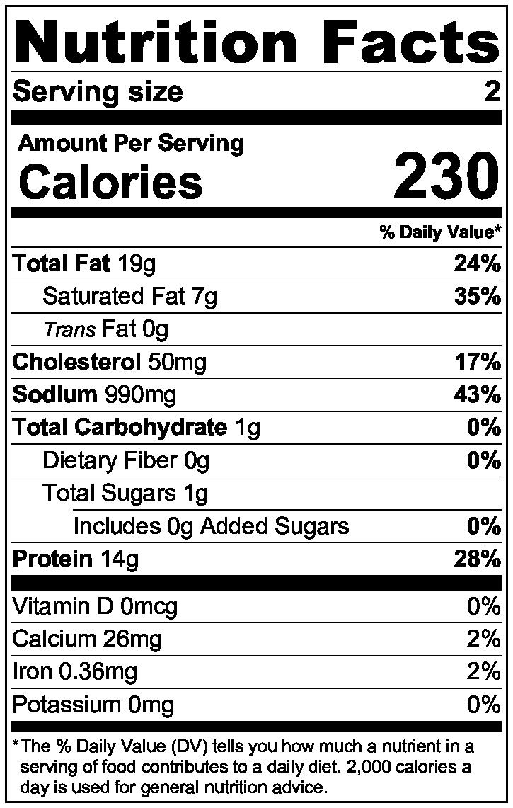 Black Kassel Mailander Salami – Karl Ehmer
