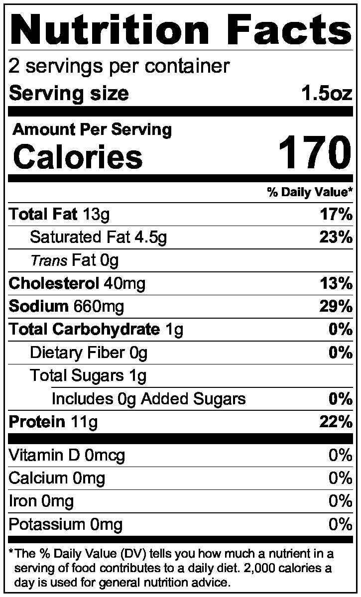 Black Kassel Picante Salami – Karl Ehmer